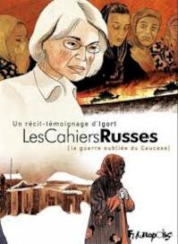 Les cahiers Russes - Igort (ISBN 9782754807579)