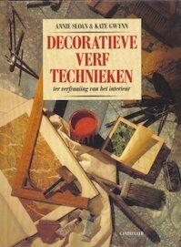 Decoratieve verftechnieken - Annie Sloan, Kate Gwynn (ISBN 9789021306940)