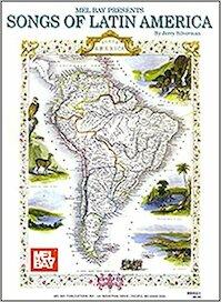 Songs of Latin America - Jerry Silverman (ISBN 9780786600946)