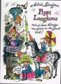 Pippi Langkous - Astrid Lindgren (ISBN 9789021600550)