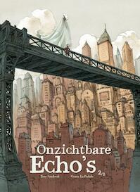 Onzichtbare echo's 2/2 - Tony Sandoval (ISBN 9789462802209)