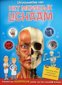 Mijn uitvouwatlas van het menselijke lichaam (ISBN 9789463048286)