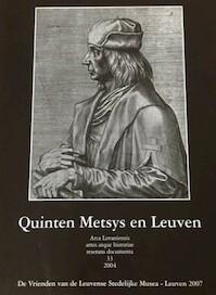 Quinten Metsys en Leuven - Leon van Buyten