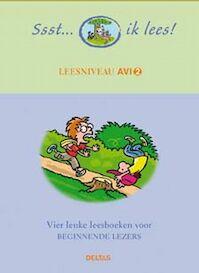 Ssst! ik lees! verzamelbox avi 2 met inhoud - (ISBN 9789044797763)
