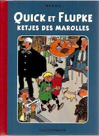 Quick et flupke Ketjes des Marolles - Hergé (ISBN 9782203096721)