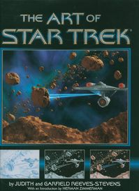 The art of Star trek - Judith Reeves-Stevens, Garfield Reeves-Stevens (ISBN 9780671898045)