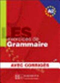 Les exercices de grammaire - Anne Akyüz (ISBN 9782011554352)