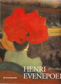 Henri Evenepoel 1872-1899 - E. de Wilde (ISBN 5411572022164)