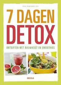 7 dagen detox - Erica Palmcrantz Aziz (ISBN 9789044741483)