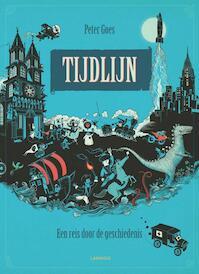 Tijdlijn - Peter Goes, Sylvia Vanden Heede, Sylvia Vanden Heede (ISBN 9789401426282)