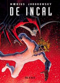 De Incal - Moebius, A. Jodorowsky (ISBN 9789054922926)