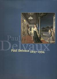 Paul Delvaux, 1897-1994 (ISBN 5410634062247)