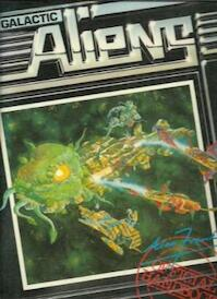 Galactic Aliens - Alan Frank (ISBN 9780207958908)