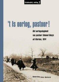 't Is oorlog, mijnheer pastoor - P. Declercke (ISBN 9789055080533)