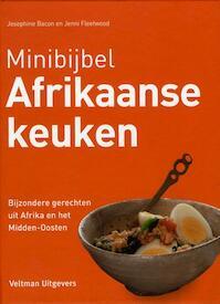 Minibijbel Afrikaanse keuken - Josephine Bacon, Jenni Fleetwood (ISBN 9789048306176)