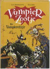 Het vampierelixer - Luc Embrechts (ISBN 9789059327313)