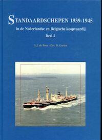Satandaardschepen deel 2 - G.J. de Boer, D.C.K. Gorter (ISBN 9789060132777)