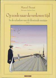In de schaduw van de bloeiende meisjes, deel 1 - M. / HEUET Proust (ISBN 9789045009247)