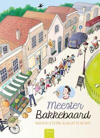 Meester Bakkebaard - David Vlietstra (ISBN 9789044825374)