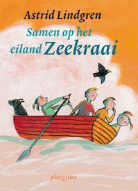 Samen op het eiland zeekraai - Astrid Lindgren (ISBN 9789021666150)