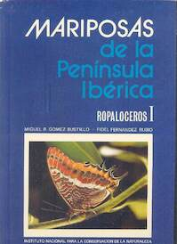 Mariposas de la Peninsula Iberica - Unknown (ISBN 9788450062045)