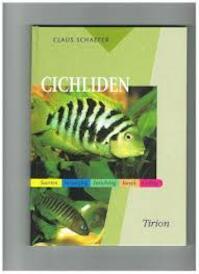 Cichliden - Claus Schaefer, Peter Heukels (ISBN 9789052103600)