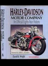 The Harley-Davidson motor company - David K. Wright (ISBN 0850596904)