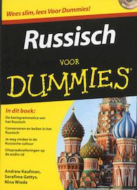 Russisch voor Dummies + CD - A. Kaufman, N. S. / Wieda Gettys (ISBN 9789043017992)