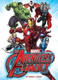 The 0Marvel the Avengers Vault - Peter A. David (ISBN 9781626862999)