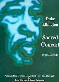 Sacred Concert - Duke Ellington (ISBN 9790070004602)