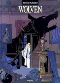Wolven - Etienne Schréder, Anne Baltus (ISBN 9789034326010)