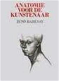 Anatomie voor de Kunstenaar - Jeno Barcsay (ISBN 9789061135876)