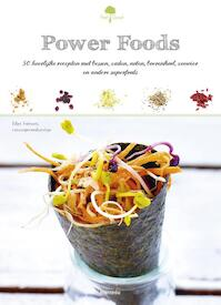 Feel good! Power foods - Ellen Frémont (ISBN 9789022331408)
