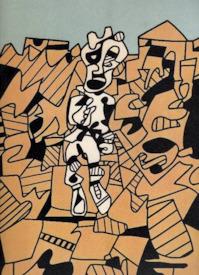 Jean Dubuffet: paysages castillans, sites tricolores - Centre national d'art contemporain (Paris France), Jean Dubuffet