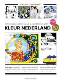 Kleur Nederland - Vincent Wijers (ISBN 9789059566910)