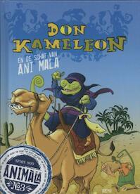 Don Kameleon en de schat van Ani Mala - Nico de Bavo / Braeckeleer Dhooge (ISBN 9789059327306)