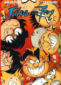 Kids van Troy 1. Platte Humor - Tarquin, Christophe Arleston (ISBN 9789052893839)