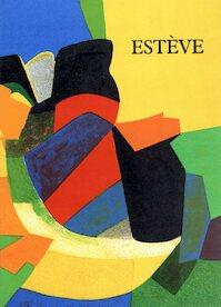 MAURICE ESTÈVE : L'OEUVRE GRAVÉ - Monique Prudhomme-Estève, Hans Moestrup (ISBN 8787990024)