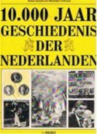 10.000 jaar geschiedenis der Nederlanden - Klaas [red.] Jansma (ISBN 9789036606134)