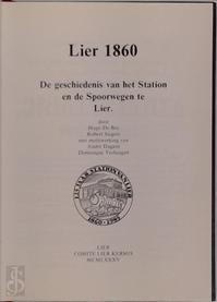 Lier 1860 - Hugo de Bot, Robert Slegers