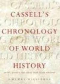 Cassell's Chronology of World History - Hywel Williams (ISBN 9780304357307)