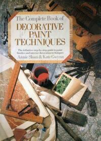 Decorative paint techniques - Annie Sloan (ISBN 9780712619059)
