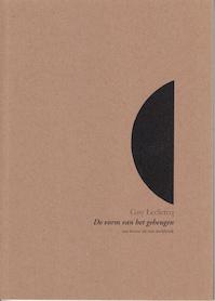 De vorm van het geheugen - Guy Leclercq