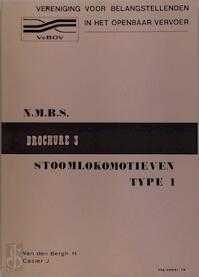 NMBS Stoomlocomotieven type 1 - H. Van Den Bergh, J. Casier