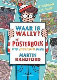 Wally Posterboek - Martin Handford (ISBN 9789002240522)