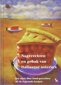 Nagerechten en gebak van Italiaanse osteria's - J. Meerman (ISBN 9789053305638)
