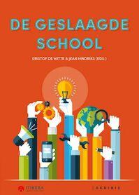 De geslaagde school - Kristof De Witte (ISBN 9789073626553)