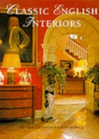 Classic English Interiors - Henrietta Spencer-Churchill (ISBN 9781854700117)