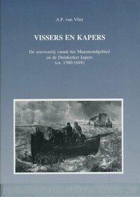 Vissers en kapers - A.P. van Vliet (ISBN 9789072627124)