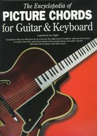The Encyclopedia of Picture Chords for Guitar and Keyboard - Leonard Vogler (ISBN 9780825616389)